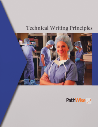 Technical Writing Principles for Role Based Training